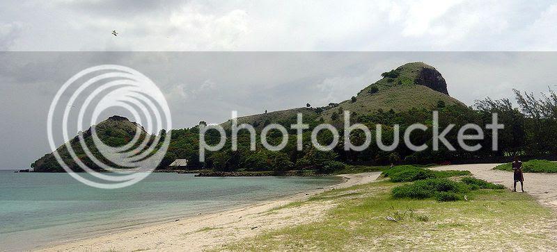 Pigeon Island Beach in the Caribbean
