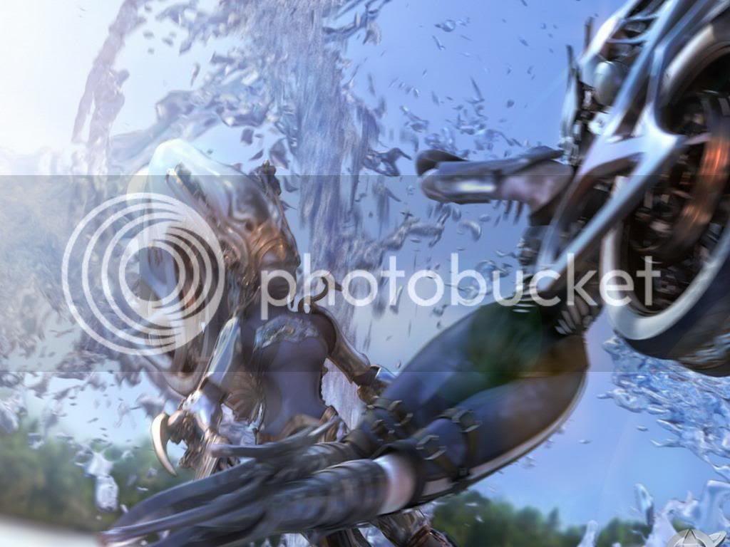 Shiva Final Fantasy XIII Wallpaper