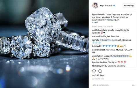 Keyshia Ka'oir Shows Everyone Just How Iced Out Gucci Mane