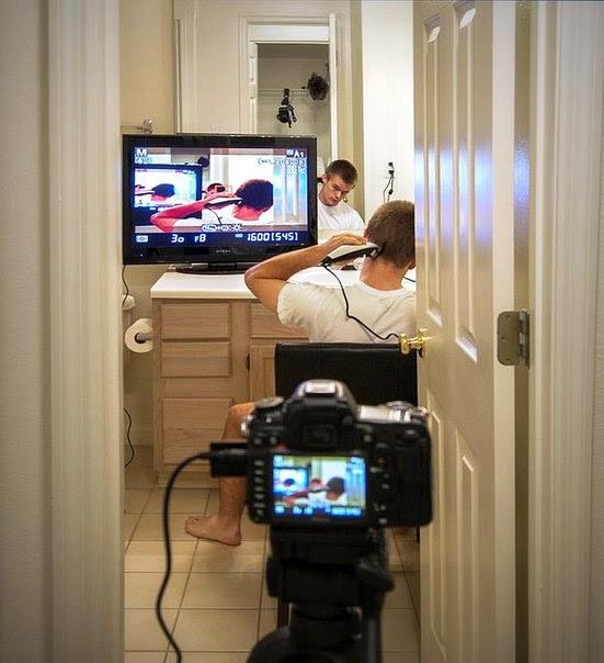 Ето как да се подстрижеш сам отзад,