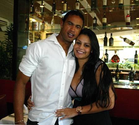 Bruno e a noiva, Ingrid Fernandes