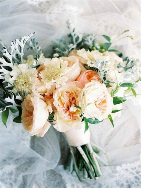 PEACH WEDDING FLOWERS ? Passion for Flowers