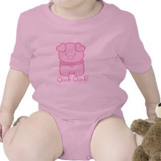 Lil' Piggy T-Shirt shirt