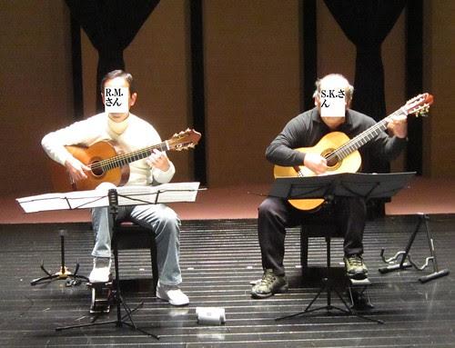 R.M.さん、S.K.さんの二重奏 2012年1月8日 by Poran111