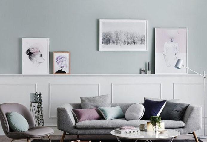 En Güzel Ev Boya Renkleri Dekorasyon Trendleri