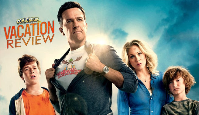 Vacation Review: The Funniest Movie Of 2015