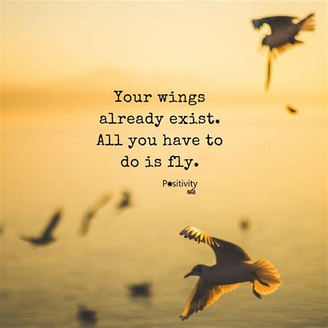 Wings Flying Quotes