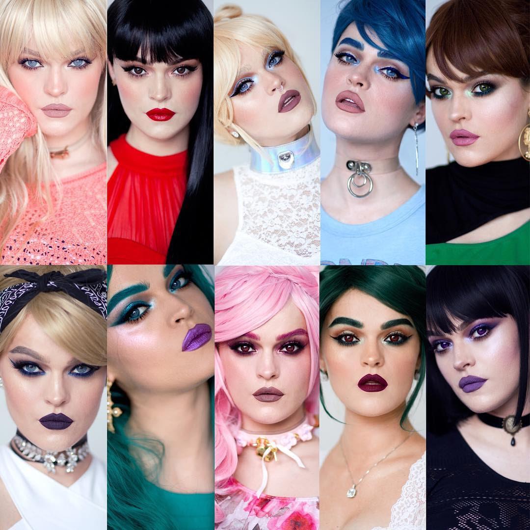 Artista cria série de maquiagens inspiradas em Sailor Moon