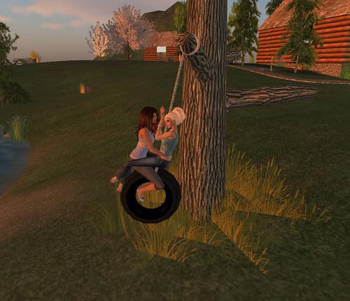 Swinging @ Earthstones