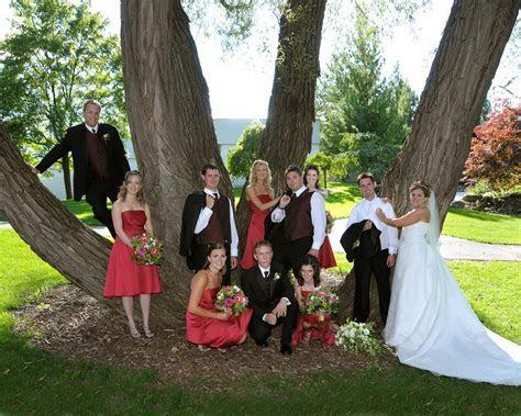 Wedding photography at Oshawa parks, Durham Region