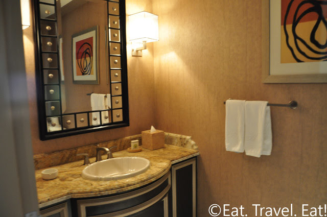 Powder Room Penthouse Suite