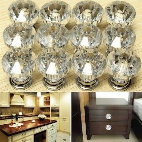 Get Glass Kitchen Cabinet Pulls And Knobs Pics