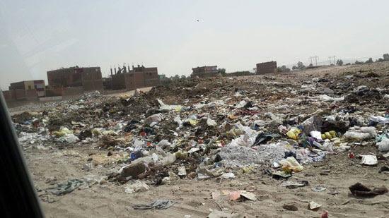 صحافة المواطن ، صور وابعت،   منطقة اثرية،مقلب للقمامة ، ماوى للكلاب ، المنطقة الجنوبية، اسيوط  (8)