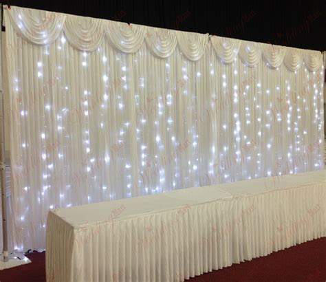 Fairylight Economy Wedding Backdrop Package for Sale   eBay