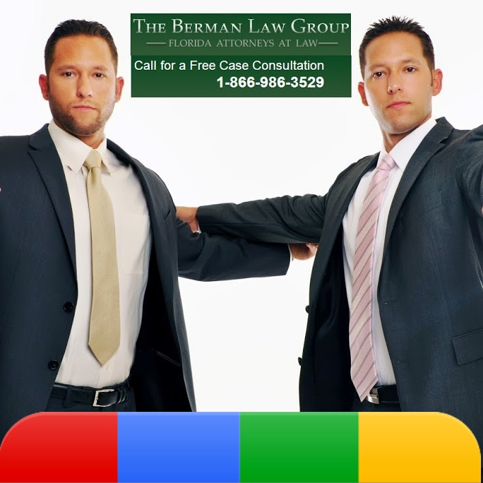 Florida Car Accident Lawyers The Berman Law Group Now Offer Statewide Representation for All Car