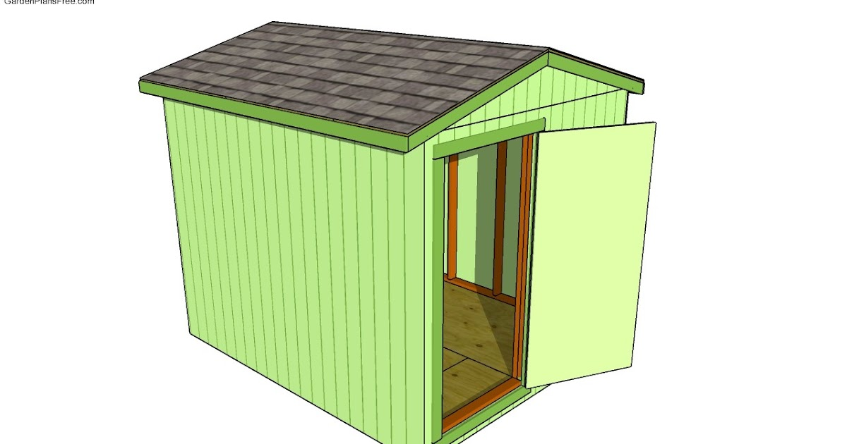 Filling Gaps In Wooden Shed Section Sheds