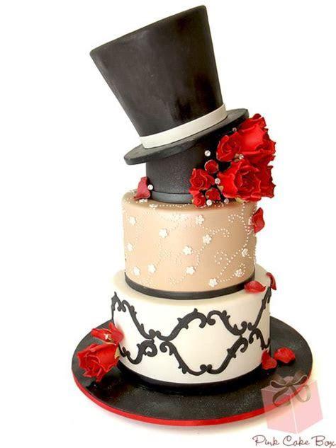 Old Hollywood Theme Wedding Cake » Wedding Cakes   Cake