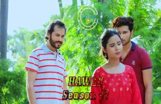 Hawas (2021) - Nuefliks Web Series Season 2 Complete (EP 1-5 Added)