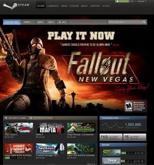 Steam oferece uma grande variedade de jogos para PC e Mac. (Foto: Reprodução)
