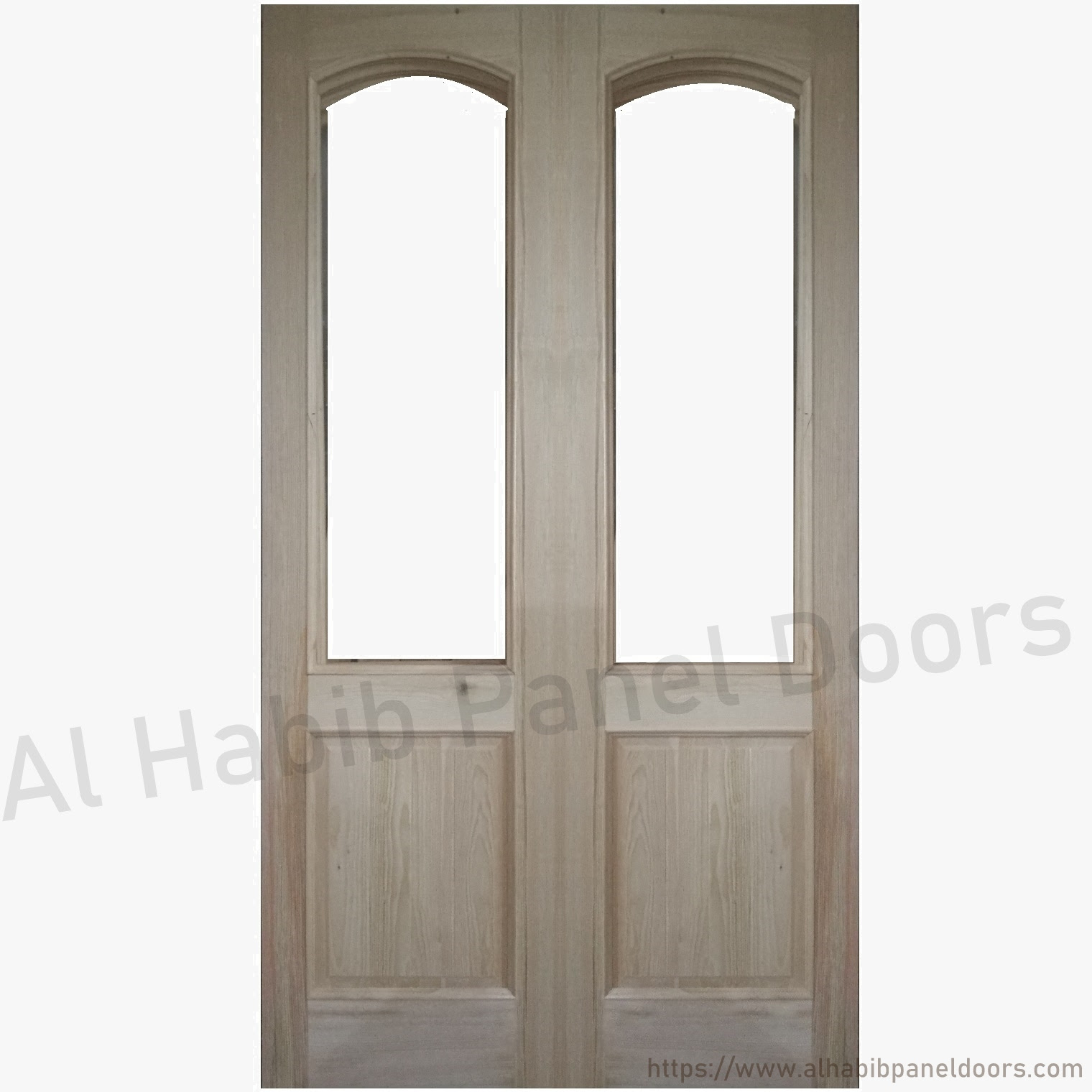door design with glass and wood  | 583 x 745