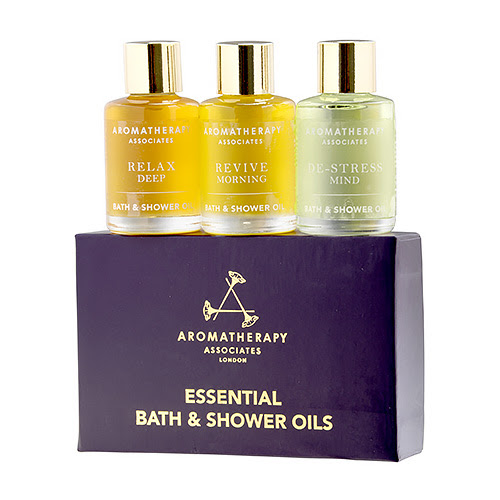 Aromatherapy Associates Essential Travel Oil for Bath and Shower