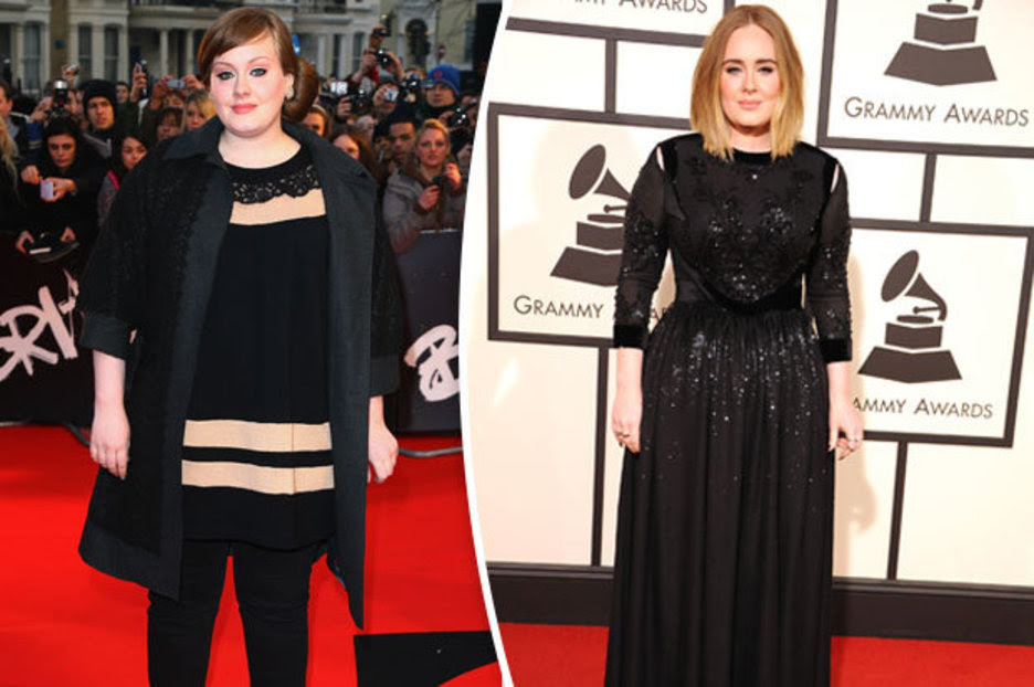 Adele reveals diet and fitness secrets behind amazing ...