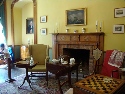 Campbell House withdrawing room