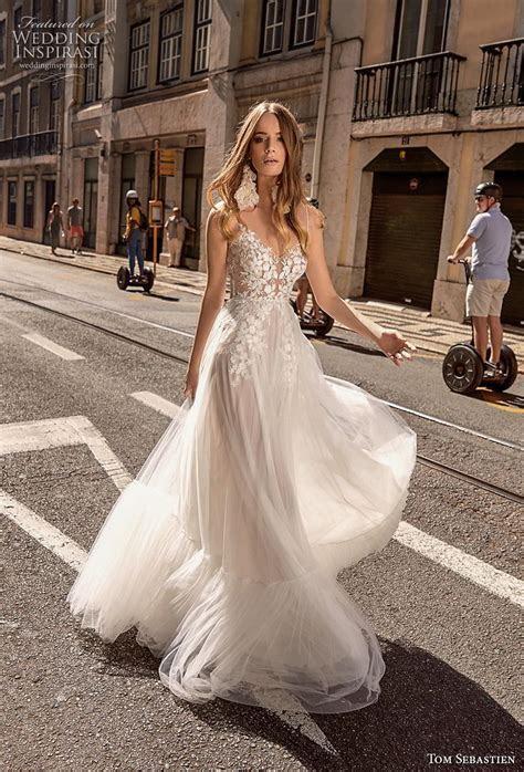 Tom Sebastien 2019 Wedding Dresses ? ?Lisbon? Bridal