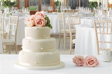 Delicious Designs ? Wedding Cakes By Marks & Spencer