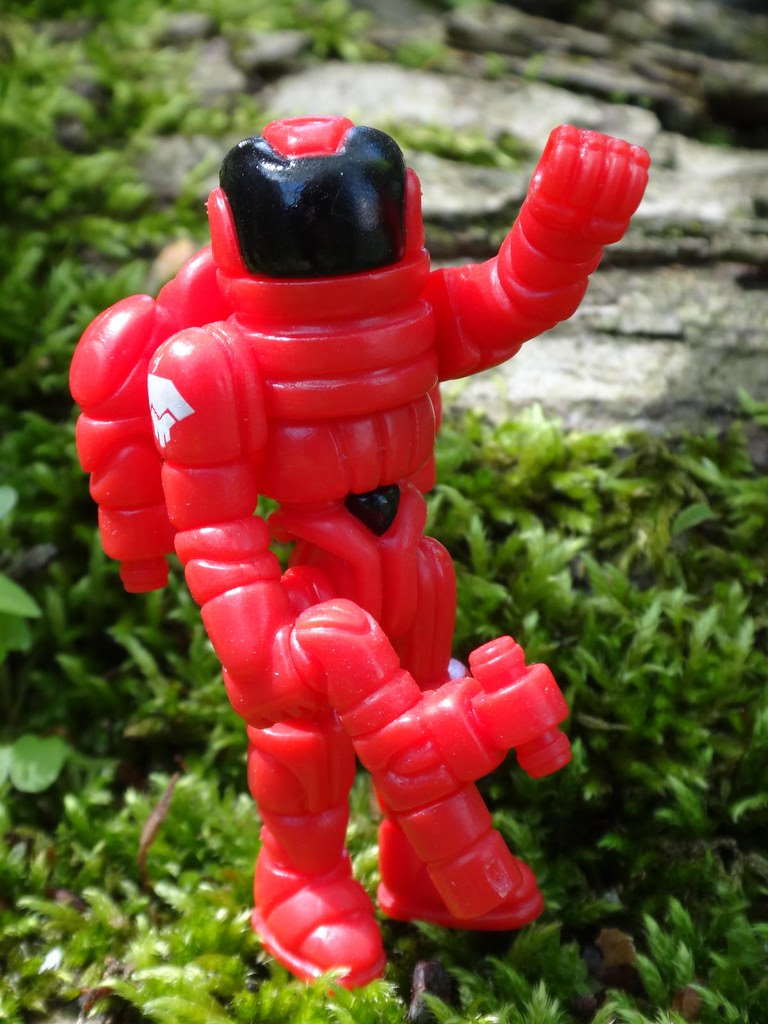 Deep Space Glyan Reydurran Science Division glyos toy figure