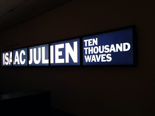 "Isaac Julien's ""Ten Thousand Waves"" preview at MoMA"