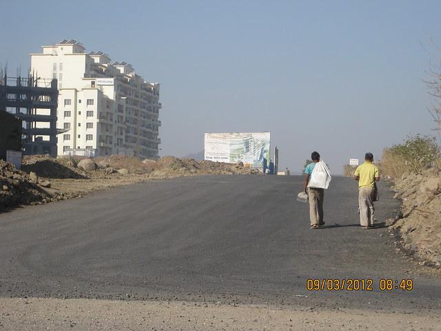 Tar Road to Rohan Leher Baner Pune