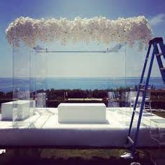 Beach Ceremony decor, outdoor mandap   Beach and
