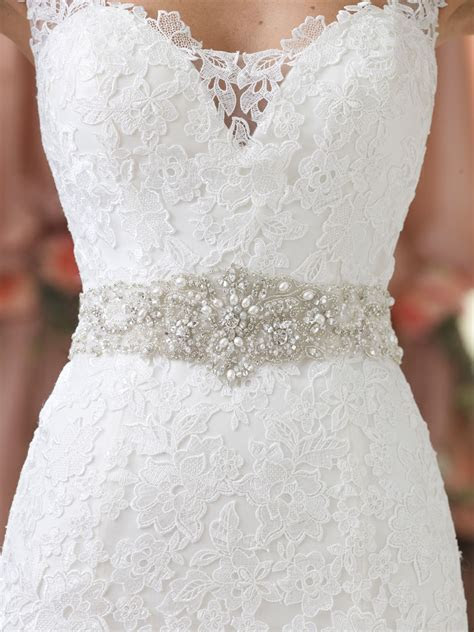 Wedding Dress Belts on Pinterest   Wedding Belts, Wedding