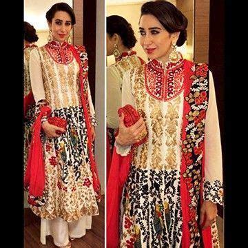 aharin# couture# karishma kapoor# white piece# embroidery