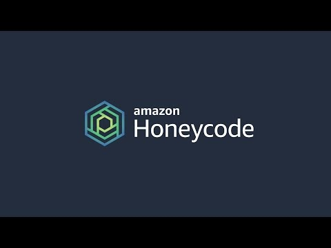 Amazon's Honeycode lets you build apps even without a coding history