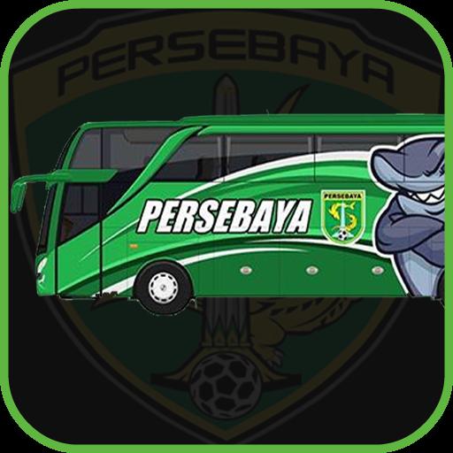 Stiker Persebaya Bus Simulator