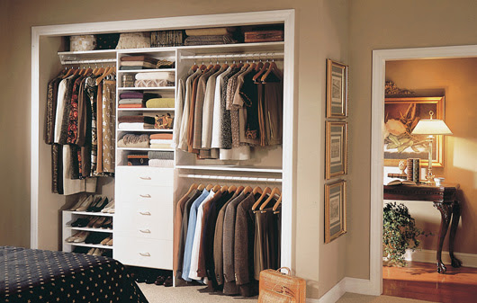 Bedroom Closet SystemsConfession