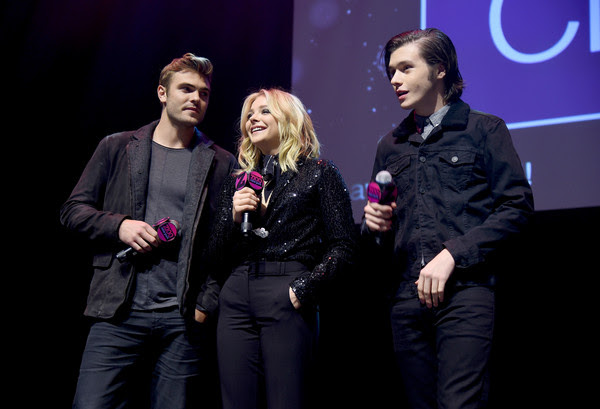 Z100's Jingle Ball 2015 - Z100 & Coca-Cola All Access Lounge at Hammerstein Ballroom - Show