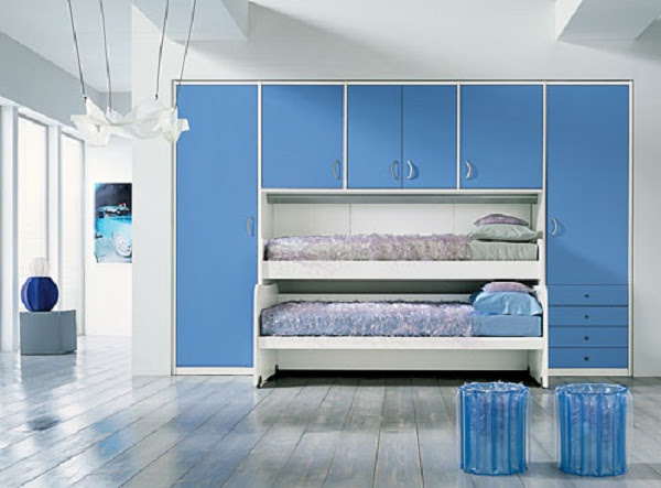 Teenager Bunk Beds To Small Room | Design, Pictures, Ideas ...