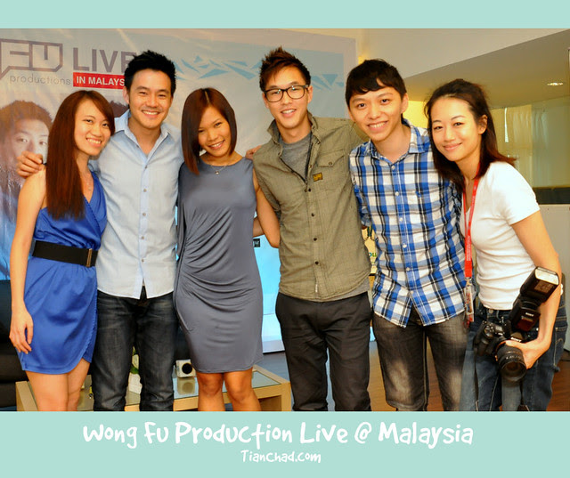 Wong Fu Productions Live in Malaysia | TianChad.com