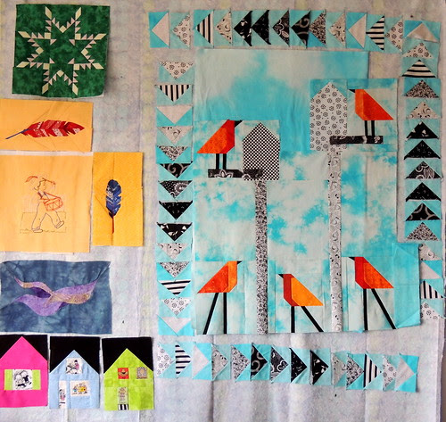 Design Wall - July 6