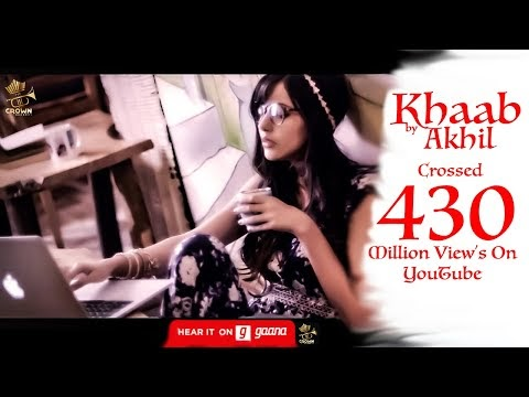 Khaab - Akhil - Parmish Verma ( Official Music) New Punjabi Songs 2018 - Crown Records