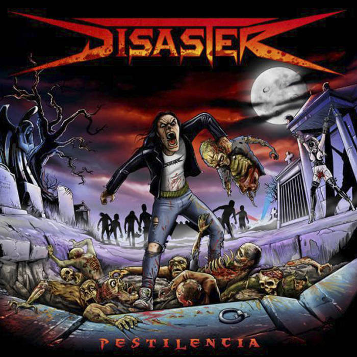 Disaster - Pestilencia
