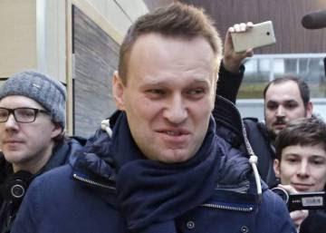 Navalni afirma que luchará por la presidencia de Rusia, pese a la sentencia en su contra