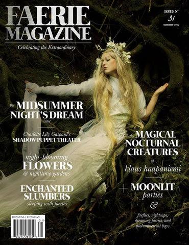 Faerie Magazine #31, Summer 2015, PDF