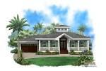 Coastal House plan | Coastal Home Plan | coastal floor plan ...
