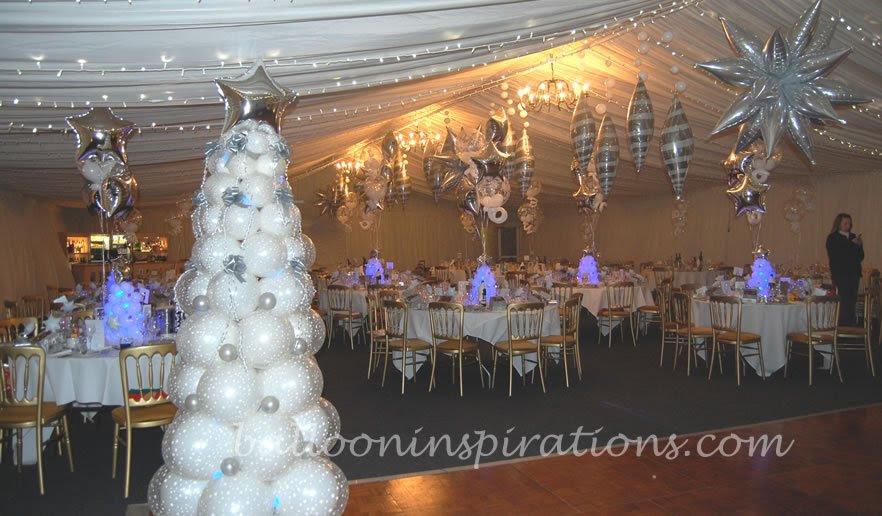 Company Christmas Party Decoration Ideas - Eki Riandra