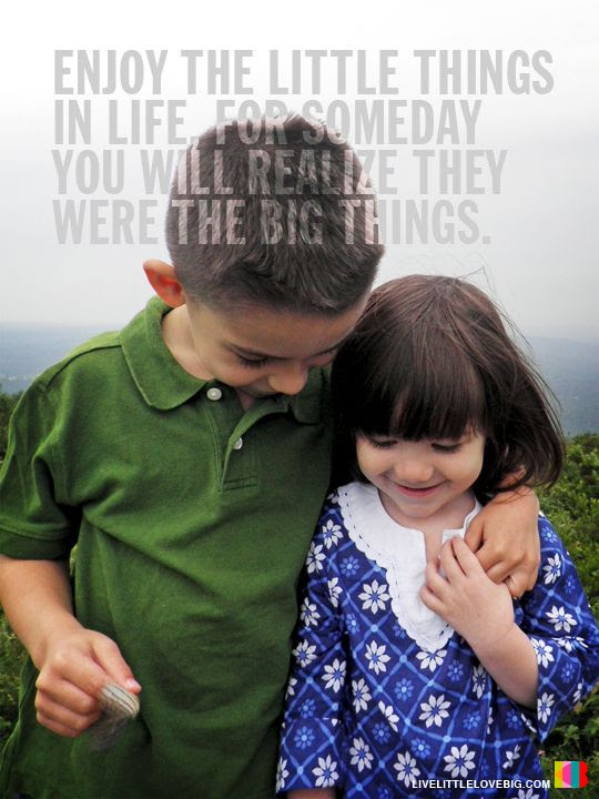 Quotes About Big And Little 382 Quotes