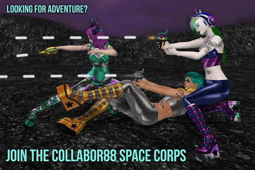 collab space corps